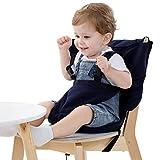 Baby Reisehochstuhl portable Hochstuhlabdeckung tragbarer mobiler Kinderstuhl Sicherheitsgürtel/Esszimmerstuhl/faltbar und tragbar