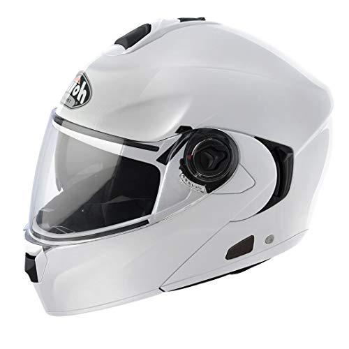 Airoh Casco Modulare Rides Bianco, Tg. S