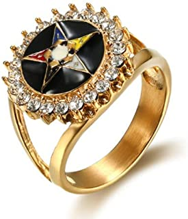 Best vintage eastern star ring Reviews