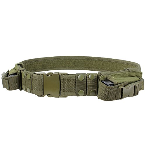 Condor Tactical Belt - OD Green - One Size