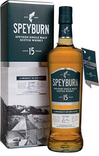Speyburn Speyburn 15 Years Old Speyside Single Malt Scotch Whisky 46% Vol....