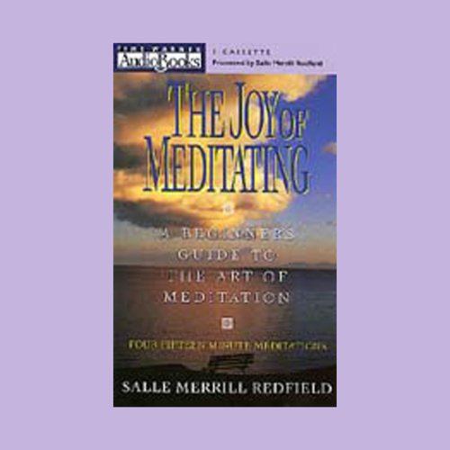 The Joy of Meditating audiobook cover art