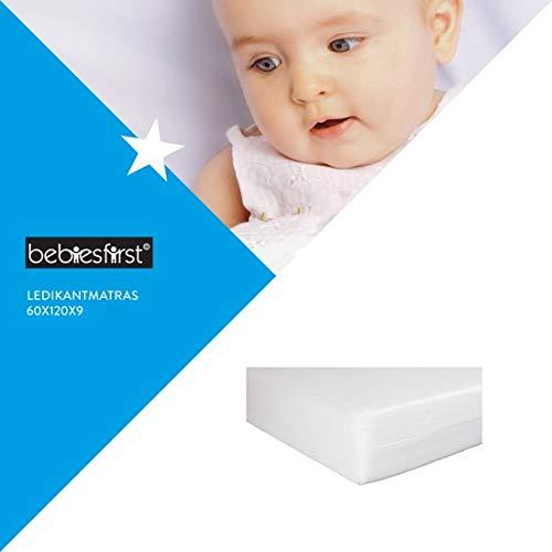 Bebies First Matratze Polyether Kinderbett 60 x 120 x 9 Cm