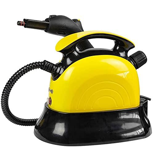 CHJ Limpiador a Vapor 1500W, 220V - 230V Limpiador a Vapor multifunción de Alta Temperatura y presión, para Cocina de Aire Acondicionado de Campana