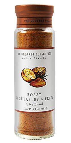 The Gourmet Collection Seasoning Blends Roast Vegetables & Fries Spice Blend Seasoning for Cooking Sweet Potatoes, Fries, Cauliflower Rice, Veggies!
