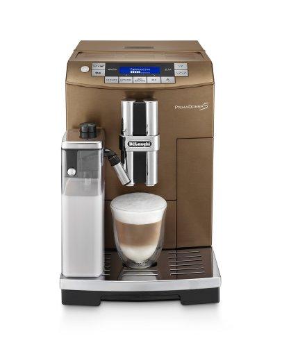 DeLonghi One Touch ECAM 26.455.BWB – Cafetera automática prima ...