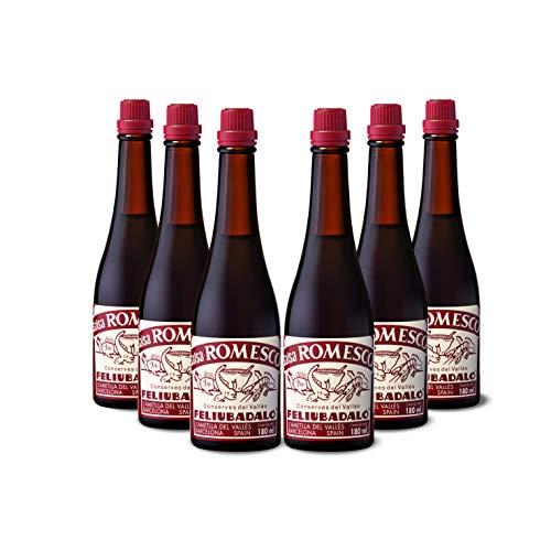 Feliubadaló - Salsa Romesco 180 ml - [Pack 6 unidades]