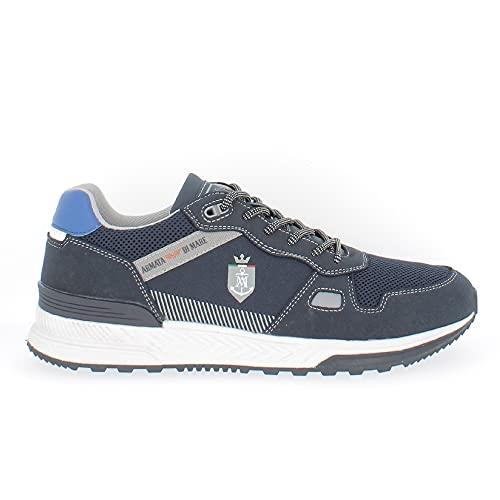Armata di mare AMU P21L50 - Zapatillas deportivas para hombre Azul Size: 45 EU