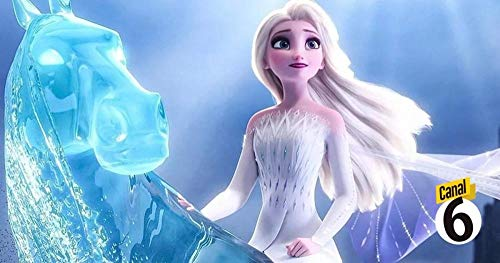 QIQIGUAI-5D Pintura Diamante Kits De Taladro Completo-Póster Portada Frozen-Cristal Pintura Diamante Manualidades Para Hogar Pared Decoración Adultos Niños
