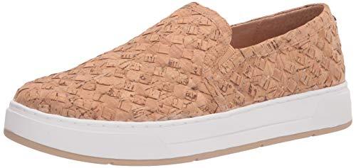 Donald J Pliner womens Sneaker Loafer, Natural, 7 US