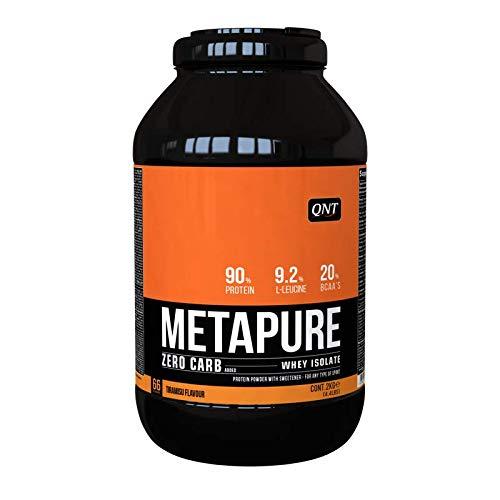 QNT Metapure Zero Carb Whey Isolate Tiramisu' - 2kg