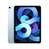 最新 Apple iPadAir (10.9インチ, Wi-Fi, 256GB) - スカイブルー (第4世代)