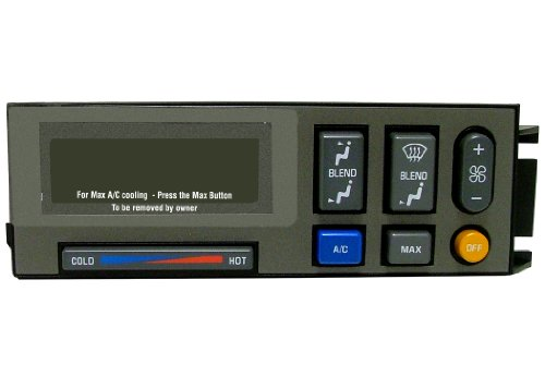 ACDelco 15-72900 Heater and Air Conditioner Control Assembly :