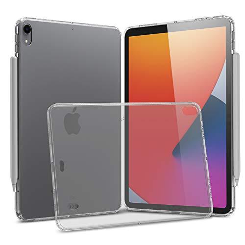 Cbus Wireless Transparente Hartschale für Apple iPad Air 4 27,7 cm (10 Zoll) (2020) – Schutz vor Stürzen getestet