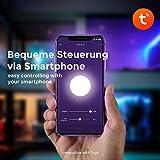 Zoom IMG-2 b k licht plafoniera smart