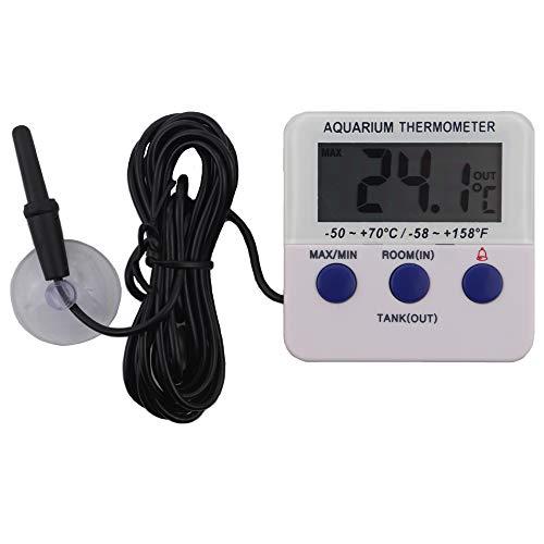 World Digital Aquarium Thermometer
