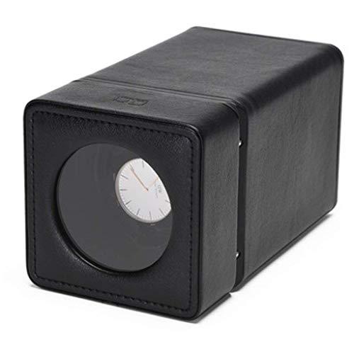 WXDP Enrollador de Reloj automático,Apertura y Cierre del agitador Caja de mecánico Caja de automática Girar Ocre