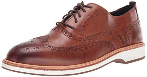 Cole Haan Men's Morris Wing OX:British TAN Oxford, Brown, 8 M US