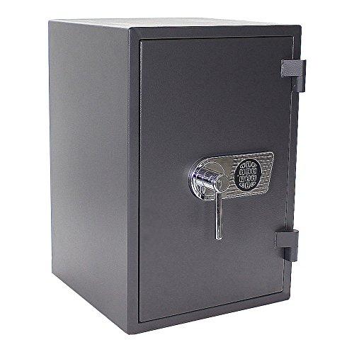 Rottner T05665 Tresor waardebeschermkast meubelkluis elektronica Atlas 65 EL EN1