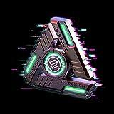 skyweon Fidget Spinners, Fidget Spinners for Adults, Fidget Spinner Gifts for Kids ,Metal Finger Hand Spinner Toys with Luminous Light, Spinner Absorb Solar Light Then Release in Dark