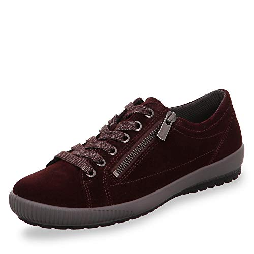 Legero Damen Tanaro Sneaker, Rot (Amarone (Rot) 59), 39 EU (6 UK)