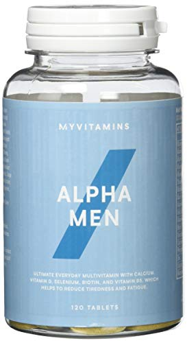 Myprotein Alpha Men Super Multi Vitamin 120 Tabletten (1 x 150 g)