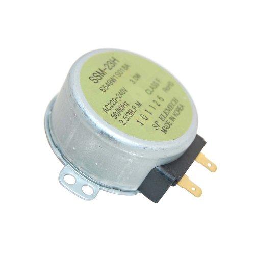 Moteur plateau tournant pour Siemens Micro-ondes équivalent à 489688