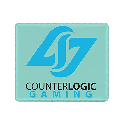 CLG Clan Gaming Computer Mouse Pad 9.8inchx11.8inch