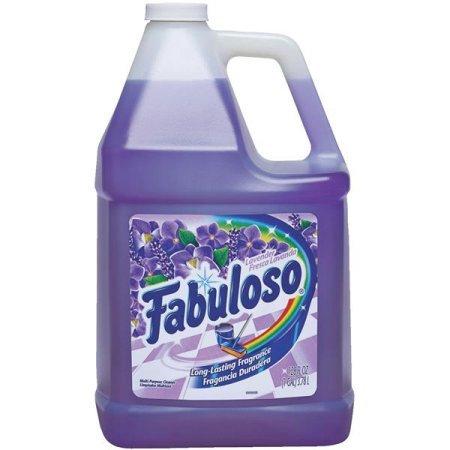 Fabuloso Lavender Multi-Purpose Cleaner, 128 fl oz (2)