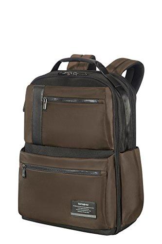 "Samsonite Openroad Laptop Backpack 14,1"" Mochila Tipo Casual, 15.5 litros, Color Marrón"