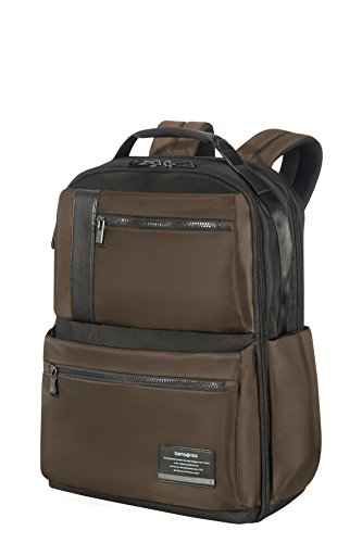 "Samsonite Openroad Laptop Backpack 14,1"" Mochila Tipo Casual, 15.5 litros, Color Marrón"