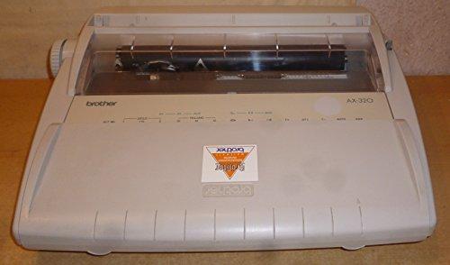 Brother AX-320 elektrische Schreibmaschine