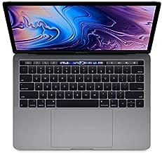 "Apple 13.3"" MacBook Pro w/ Touch Bar (Mid 2018), 227ppi Retina Display, Intel Core i5-8259U Quad-Core, 256GB PCI-E Solid S..."