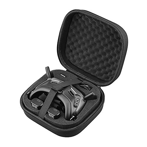 Wasserdichte Tragetasche für DJI FPV Goggles V2, Mini Aufbewahrungstasche Box Hard Shell Case für DJI FPV Goggles V2
