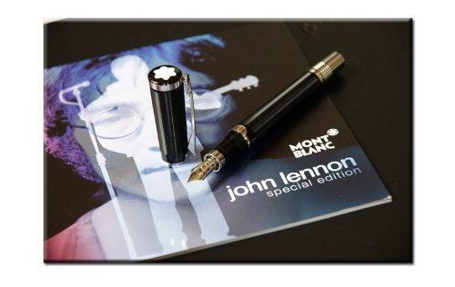 John lennon fountain montblanc stylo plume m