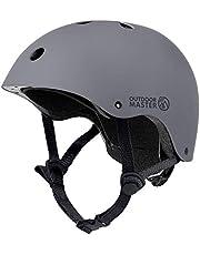 OUTDOORMASTER 子供用自転車ヘルメット こども ヘルメット 幼児 子供 スポーツヘルメットCPSC安全規格 ASTM安全規格 軽量 通気性 3D保護クッション 置換クッションおまけ 取り出し可能 洗濯可能 全方位調整アジャスター サイクリング 通学 スケートボード 運動 アイススケート 女の子 男の子 6ケ月保証