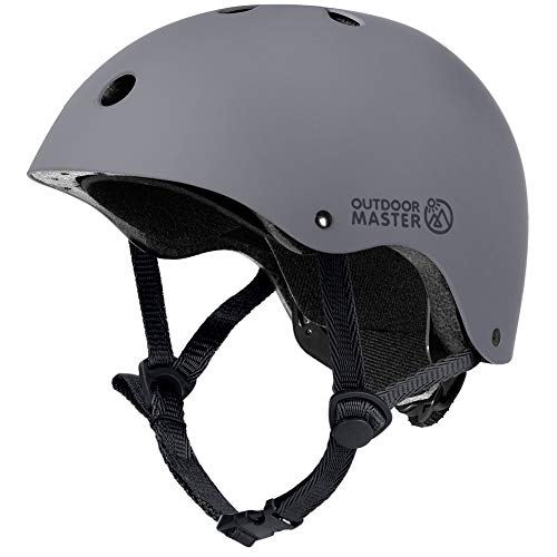 OUTDOORMASTER 子供用自転車ヘルメット こども ヘルメット 幼児 子供 スポーツヘルメットCPSC安全規格 ASTM...