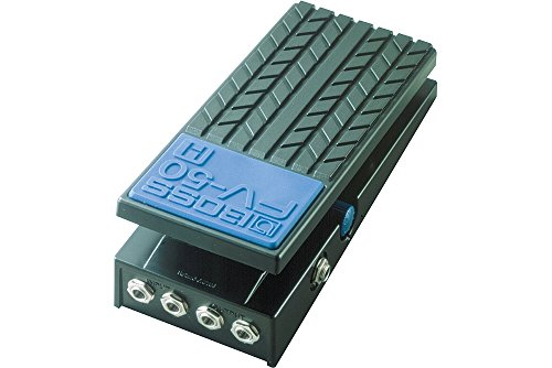 BOSS Bass Stereo Volume Guitar Pedal for High Impedence (FV-50H)