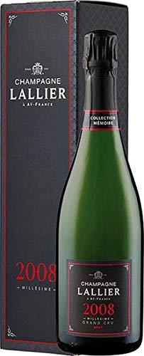 Champagne Lallier - 2010 - Millesime Grand Cru - In Geschenkkartonage-
