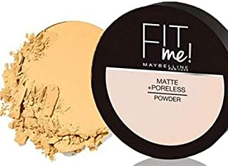Maybelline Fit Me Matte + Poreless Powder 120 Classic Ivory