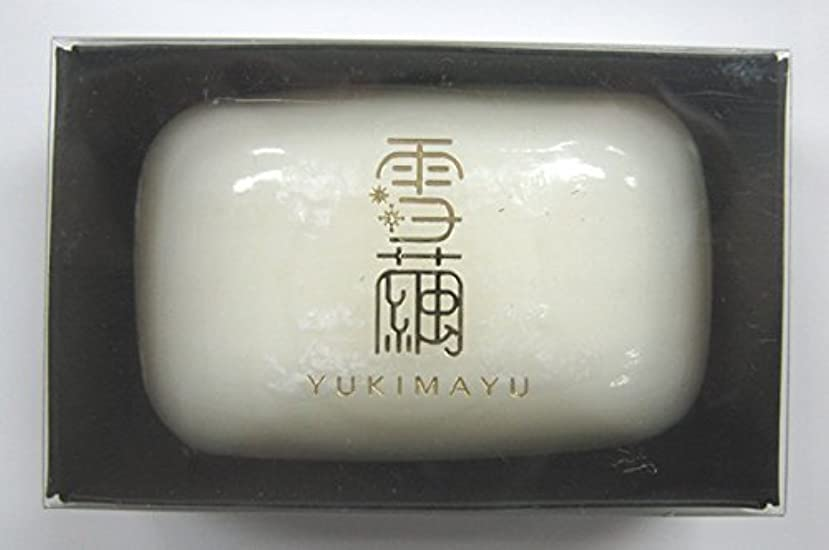 相続人シールド提出するフジセイ 雪繭トリートメントソープ 50g FQY033
