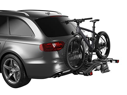Thule EasyFold XT 2 Hitch Bike Rack, Black