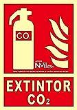 NM RD00106 - Señal Luminiscente Extintor