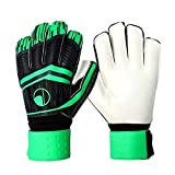 Fancy Combs 10 2021 Finger Protective Gloves Football Goalkeeper Gloves for Kids for New Year