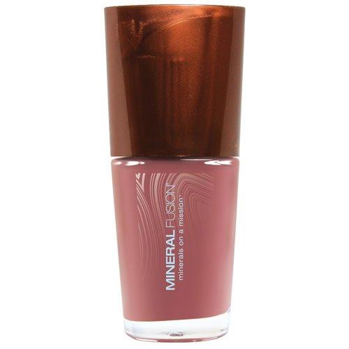 Mineral Fusion Nail Polish, Rose Quartz, 0.33 Ounce (Packaging May Vary)