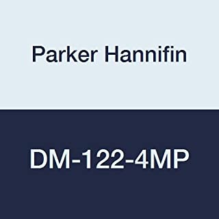 Parker Hannifin DM-122-4MP Series Dm Hydraulic Quick Coupling Nipple, Male Pipe Thread, 1/4-18
