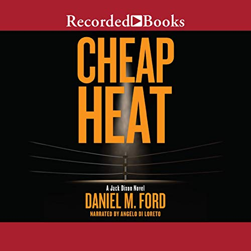 Cheap Heat audiobook cover art