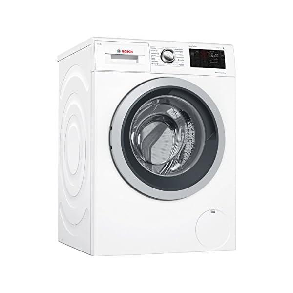 Lavadora carga frontal – Bosch WAT28669ES, 9 kg, Pausa+Carga, VarioDrum, EcoSilence, A+++, Blanco