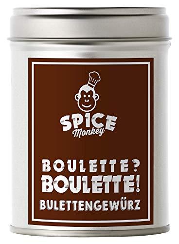 Berliner Bulette, Frikadelle, Hackfleisch-Gewürz