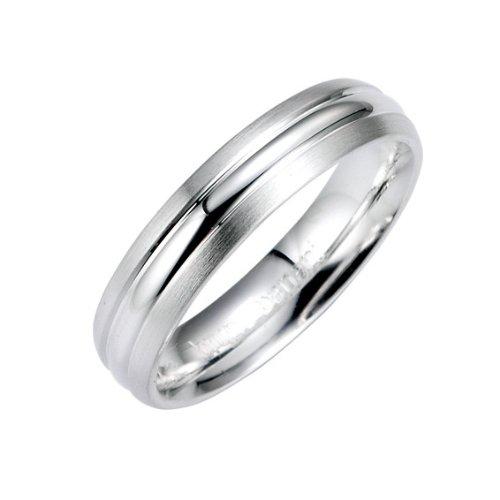 Bruno Banani Unisex-Ring 925 Sterlingsilber Gr. 58 49/91006